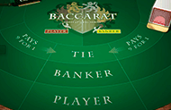 игровой аппарат Baccarat Pro Series Table game